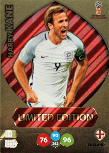 2018 Panini Adrenalyn Xl World Cup Russia Limited Edition Xxl Premium Gold Rare Xl World Cup Adrenalyn Xl World Cup Edition
