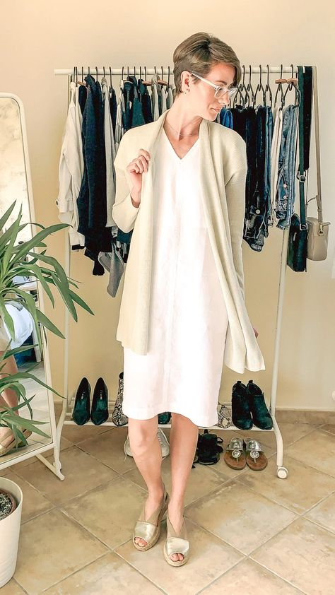 Linen Try On
