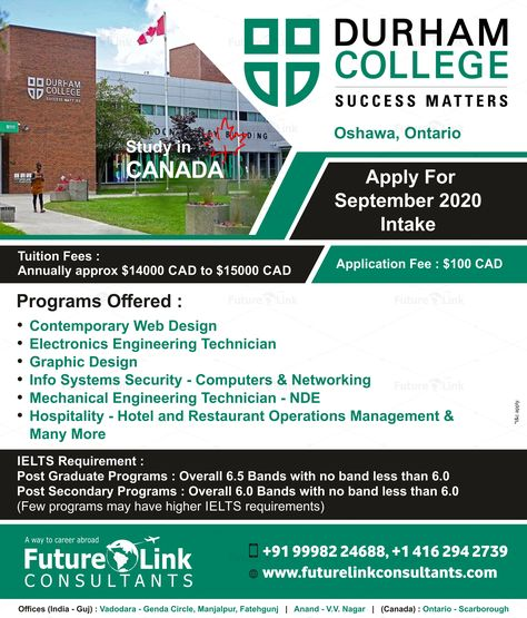 50 Best Canada Colleges Images In 2020 Canada Ielts How To Apply
