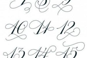 3 Plantillas De Letras Para Tatuajes Cursiva Con Un Ejemplo Catalogo De Tatuajes Para Hombres Letras Para Tatuajes Disenos De Tatuaje Polinesio Estilos De Letras