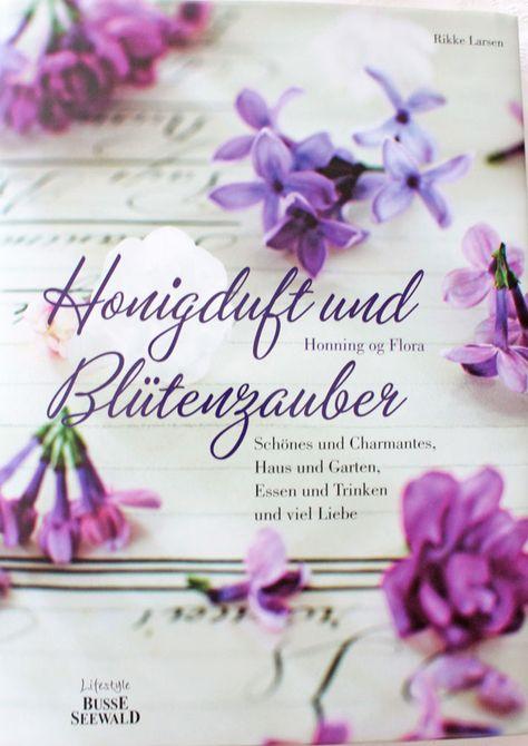 Amalie Loves Denmark Honigduft Und Blutenzauber Honning Og Flora