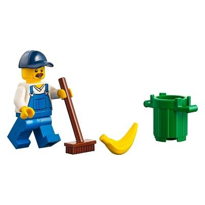 Free Shipping 60153 Lego City People Pack Fun At The Beach