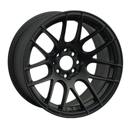 18 Inch Black Xxr 530 Series Wheel By Primax Wheel 53088102 Black Wheels Wheel Rims Custom Wheels