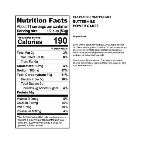 Buttermilk Power Cakes In 2021 Kodiak Cakes Waffle Mix Gluten Free Cakes