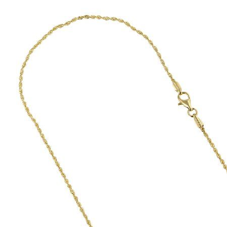 Jewelry Gold Rope Chains 14k White Gold Chain White Gold Chains