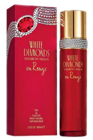 Buy White Diamonds En Rouge Elizabeth Taylor For Women Online Prices Elizabeth Taylor Perfume Fragrance Set