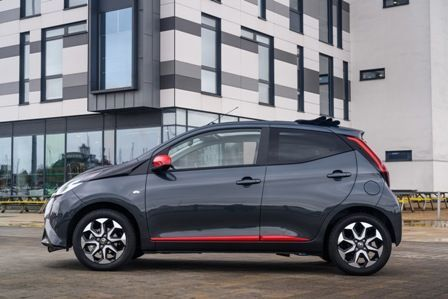Toyota Aygo 2019 Review The Small Car With A Big Personality Yoauto In 2020 Toyota Aygo Small Cars Car