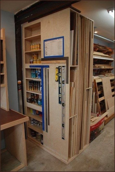 Great Woodworking Plans For Home Projects Woodworking Projects For Beginners Lumber Storage Woodworking Shop Storage