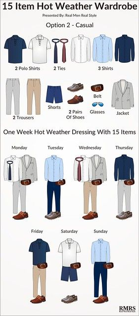 Summer Clothing Hacks 10 Ways Every Man Can Stay Cool In Heat