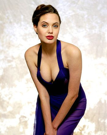 Angelina Jolie Plastic Surgery And Breast Implant Before And After