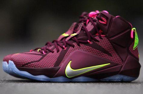 "ed53d1dea183 A First Look  Nike LeBron 12 ""Double Helix"" (KicksOnFire.com)"