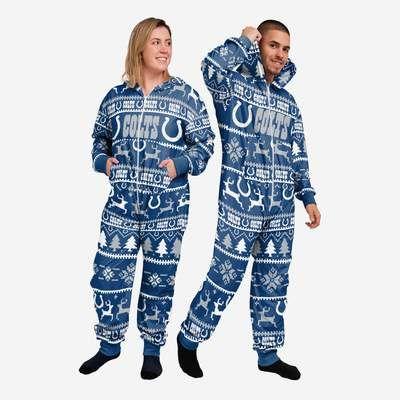 Colts Foco In 2020 One Piece Pajamas One Piece Pajamas