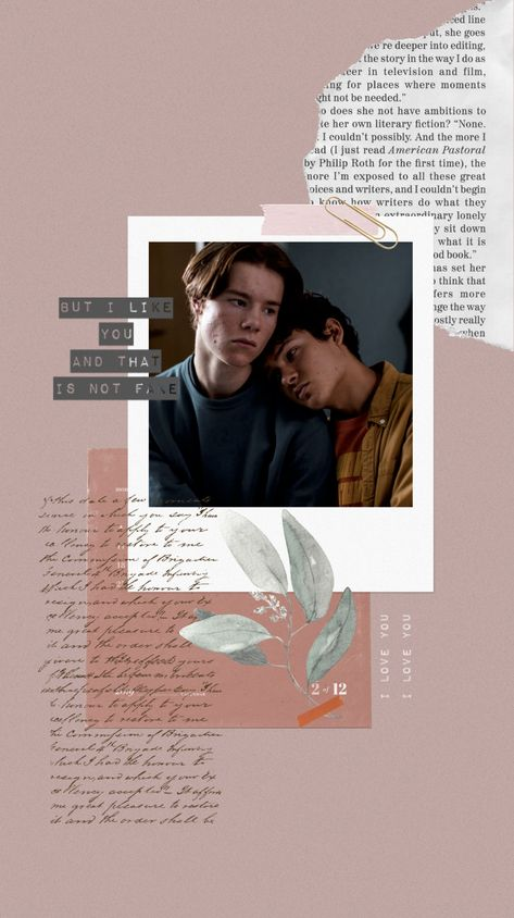 simon and wilhelm | young royals