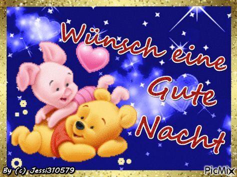 Picmix Nacht004 Gute Nacht Guten Abend Gute Nacht Und