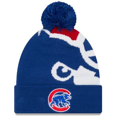 dc93c2f68c8 Image result for chicago cubs knit pom pom hat