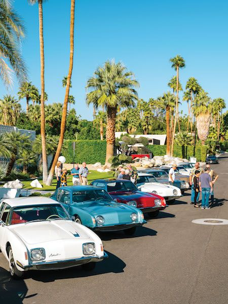 Palm Springs Motors >> Avanti Still Has A Devoted Following In Greater Palm Springs