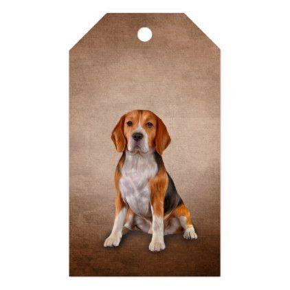 Drawing Dog Beagle Gift Tags Zazzle Com Beagle Gifts Gift