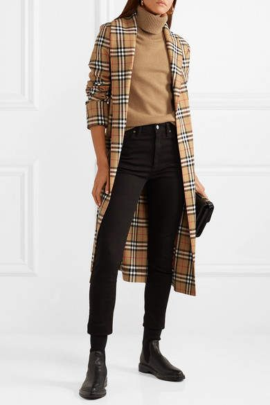 Pin By Mack On London Cashmere Turtleneck Sweaters Cashmere Turtleneck Burberry Girls Dress