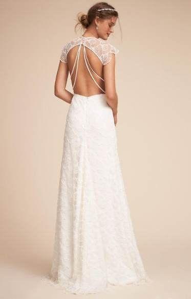 25 Backless Wedding Dresses Ideas Wohh Wedding