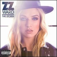 Ghost By Zz Ward Hollywood Records Lp Vinyl Album