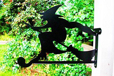Metall Deko Ampelhalter Model Hexe Topfhalter Aus Stahlblech Garten Ideen Gestaltung Garten Deko Garten Dekoration Garten Diy Deko Natur Deko Terassen Ideen