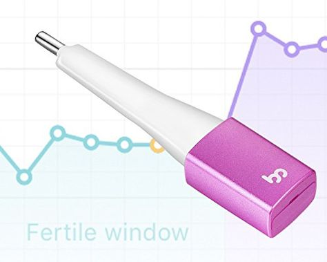 Fertility Monitor - Multi-Function Smart Basal Thermometer to