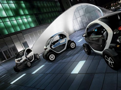 36 Best Renault Twizy Images On Pinterest | Vehicles, Cars And Electric Car