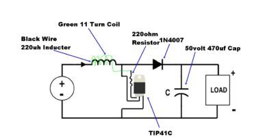 How To Make An Universal Dc Motor Speed Controller Grow Amis Motor Speed Universal Speed