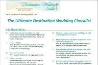 The Best Destination Wedding Website Reviews Examples