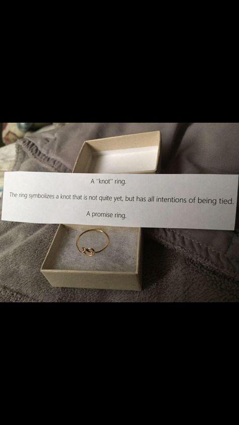 Help Me Pls Knot Ring Promise Promise Rings Rings