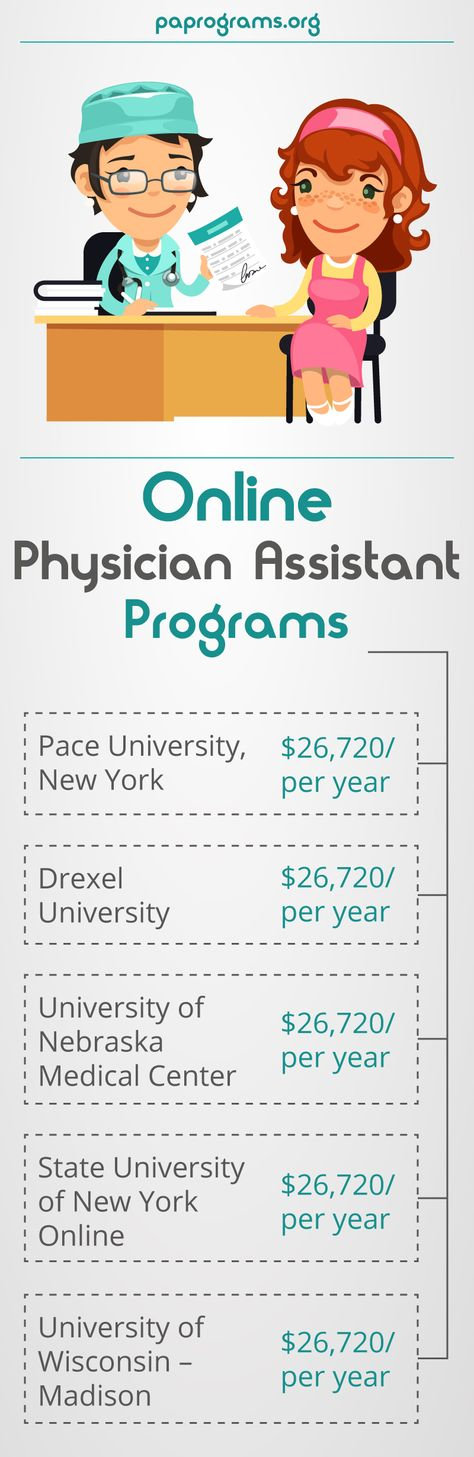 Best  Online Physician Assistant Programs Ideas On