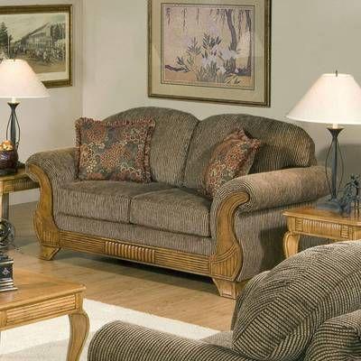 Fleur De Lis Living Serta Upholstery Powersville Sofa Reviews Wayfair Living Room Sets Love Seat Traditional Loveseat