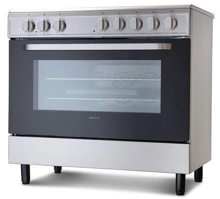 Aj Pipkin On Electric Range Cookers