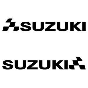 ステッカー 車 バイク スズキ Suzuki かっこいい チェッカー フラッグ スポーツ メーカー ロゴ 左右反転 セット C10 026 007 Tw 03 15 銀影工房 通販 Yahoo ショッピング ロゴ ステッカー チェッカーフラッグ