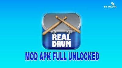 Download Real Drum Mod Apk 9 1 12 Update September 2020 Studio Musik Lagu Drum