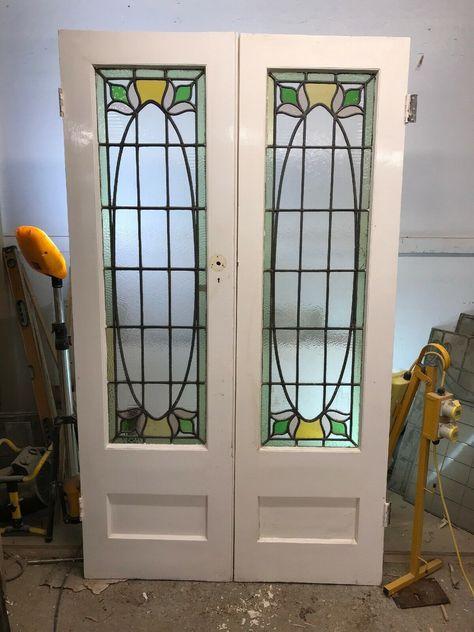 Front Door Makeover Diy Gel Stains 59 New Ideas Glass French Doors Sliding Glass Door Stained Glass Door