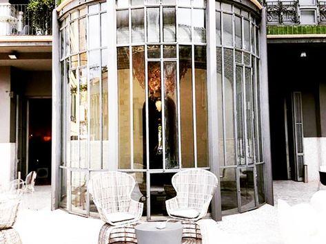 El Palauet Living Barcelona Terrace Event Events Evento
