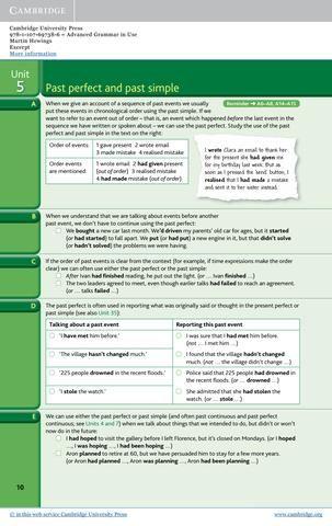 Advanced Grammar In Use 3rd Edition Advanced Grammar Grammar Subject And Verb
