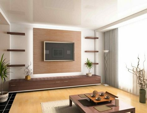wandgestaltung dekorative paneele wohnzimmer cortenstahl optik - durchreiche kuche wohnzimmer modern