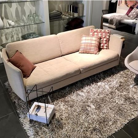 Scandinavian Living Room A Light Look And Slim Proportions Make