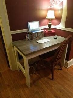 Excellent Day 2 Build A Casual Desk With 2X4S To Be Built Diy Download Free Architecture Designs Rallybritishbridgeorg