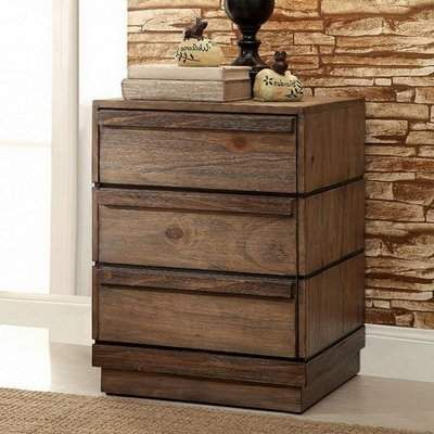Foundstone Reign 2 Drawer Nightstand In 2020 2 Drawer Nightstand