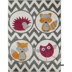 Benuta Kinderteppich Fantasia Lila 160x230 Cm Teppich Fur Kinderzimmer Benuta In 2020 Kinderteppiche Babyzimmer Kunst Teppich