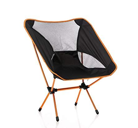 f636c5c6a5 COTOXO Portable Folding Camp Chairs Ultralight Backpacking Travel ...