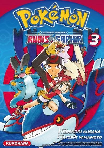 Epingle Par Sanzidha Yesmen Sur Mes Manga Pokemon Pokemon Rubis Et Saphir Livre Numerique