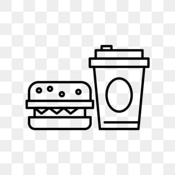 Vector Fast Food Icon Food Clipart Food Icons Fast Icons Png And Vector With Transparent Background For Free Download Food Icons Burger Vector Food Icon Png