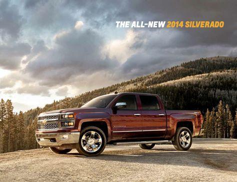 2014 Silverado Brochure Chevrolet Silverado Chevrolet Chevy Dealers
