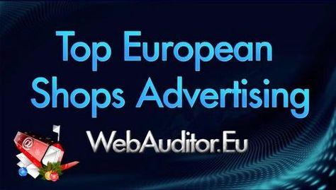 Online Advertising Tops #WebAuditor.Eu – #TopOnlineAdvertising #BestAdvertising  #WebAdvertisingTop