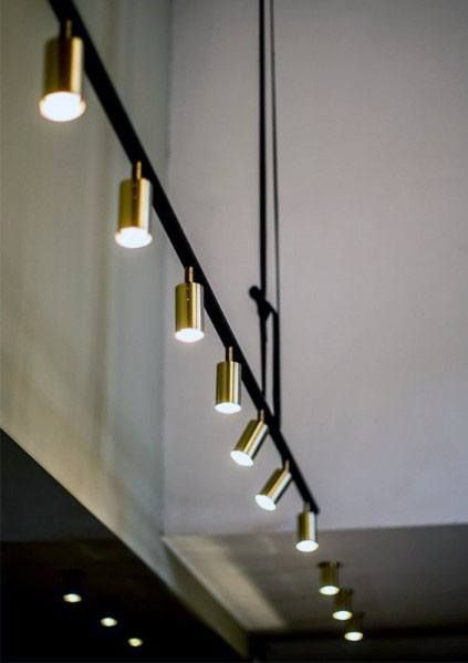 Top 60 Best Track Lighting Ideas Interior Light Designs