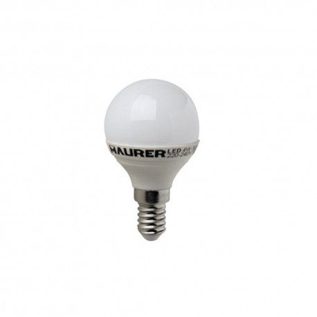Bombilla Led Esferica E14 4 W 25 W Lumenes 300 Bombillas Led Bombillas Led